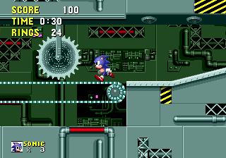 Sonic Scrap BrainZone