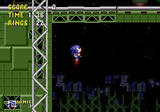 Sonic StarlightZone