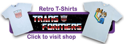 TransformersT-shirts